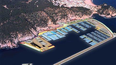 Tossa de Mar Port esportiu