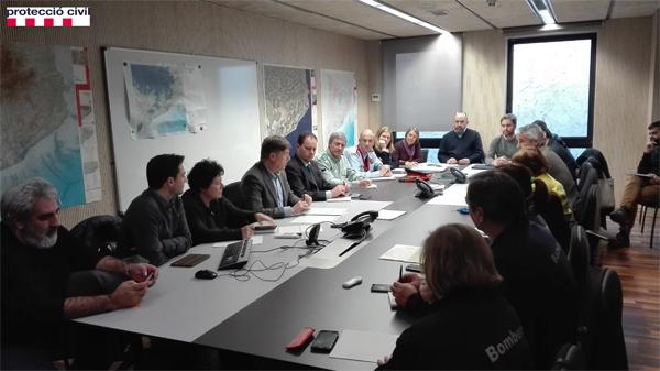 Reunió Comitè tècnic pla NEUCAT