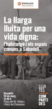 LLUITES COMPARTIDES SABADELL