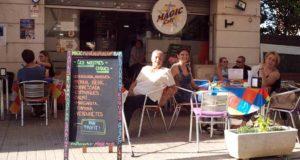 Màgic Cafè: bon menjar casolà, un tracte excel·lent i un ambient familiar fan d'aquest cafè bar un lloc màgic