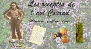 Les receptes de l'avi Conrad – Pagés i amant de la natura: Licor de farigola