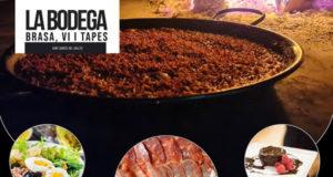 Ara els plats del Restaurant La Bodega per emportar!