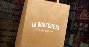 "La Bodegueta de Sant Quirze. NOVA CARTA ""Take Away"""