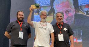 Andrew Dougall, premi Steve Huxley a tota una trajectòria en el món de la cervesa