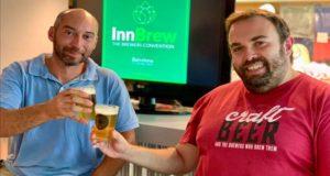 Tot llest per a la celebració de la 1a edició de la InnBrew, The Brewers Convention
