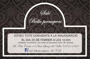 (a)Saló Bella Perruquers