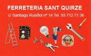 (a)Ferretería Sant Quirze