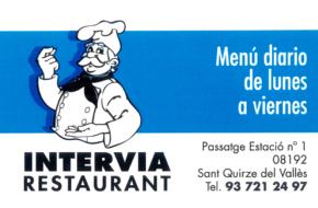 Intervia Restaurant