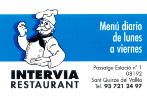 Intervia Restaurant