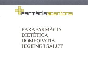 (b)Farmàcia 3 Cantons