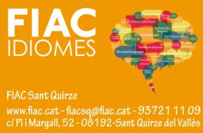 FIAC IDIOMES