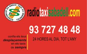 (a)Associació Radio Taxi Sabadell