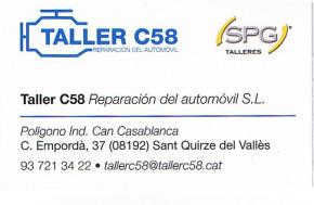 (a)Taller C58